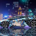 Honda Supra Gtr 150 4k Wallpapers by Bugatti Chiron City Graffiti Car