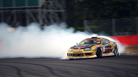 toyota supra drift toyota supra drift download hd wallpapers
