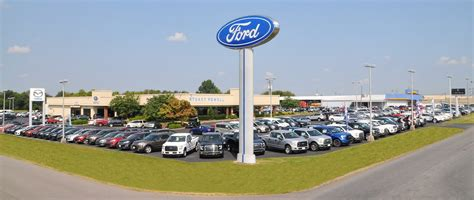 Ford Dealer In Danville, Ky