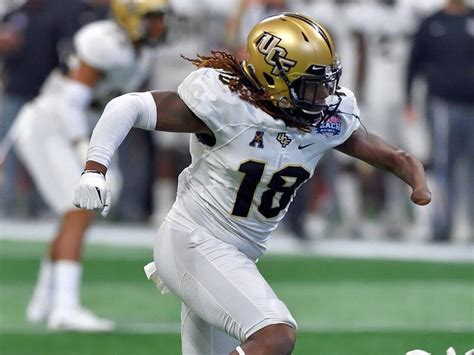 shaquem griffin    handed player drafted