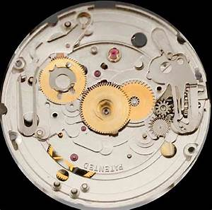 Eta 2879 Movement And Parts Images Page 3