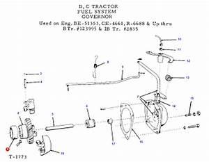 Internal Parts   Allis Chalmers Parts  Oktractor