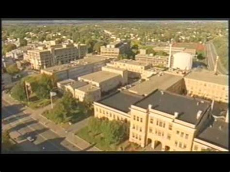 Umass Lowell Campus Flyover (2008) Youtube