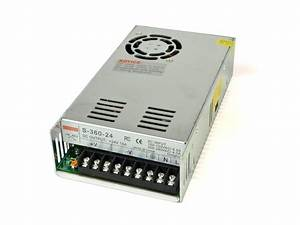 24vdc 15a 360w Power Supply