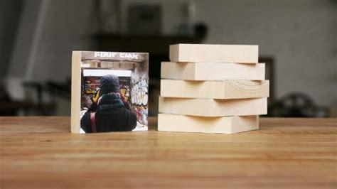 shiner print  instagram   wood blocks