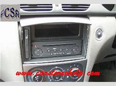 Car Stereo Removal and Installation For Renault Laguana