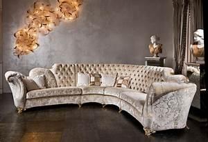 meubles baroques meubles sur mesure hifigeny With tapis de gym avec canapé baroque tissu