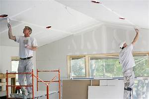 Zimmerdecke Abhängen Anleitung : zimmerdecke gestalten ideen methoden ~ Articles-book.com Haus und Dekorationen