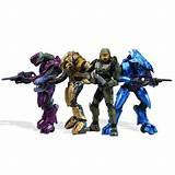 Halo 3 elite toys