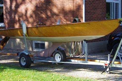 Non Motorized Boats by Non Motorized Boats For Sale Pb657 Port Carling Boats