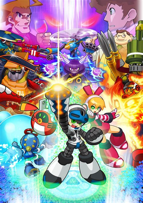 mighty no 9 dated for september deep silver to publish