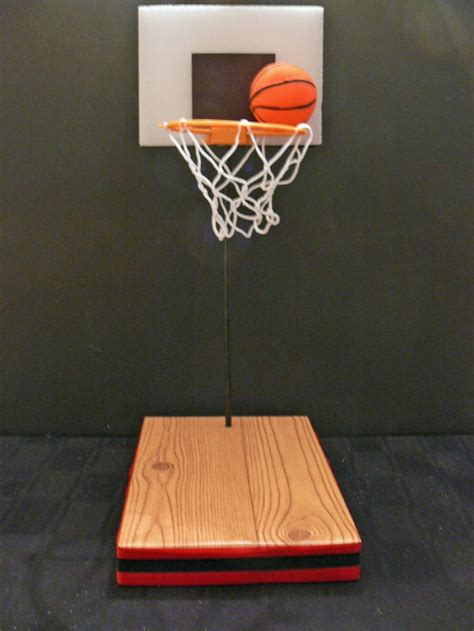 diy basketball centerpieces    kits