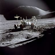 Moon Rover Apollo 15