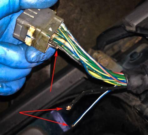 1996 Honda Civic Stereo Wiring Harnes by 1996 Honda Civic Power Window Wiring Repairs Pawlik