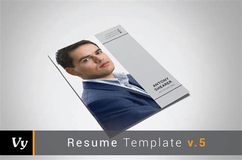Resume Booklet Template by Passport Booklet Design Template In Indesign 187 Designtube