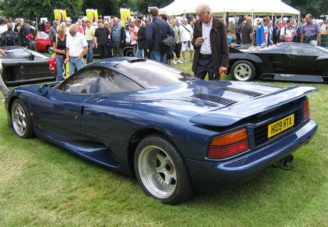 Jaguar XJR-15 For Sale In England Is A Sight For Sore Eyes