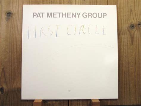 pat metheny circle pat metheny circle guitar records