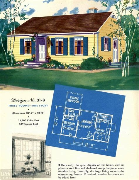 vintage  house plans   build millions  mid century homes     today