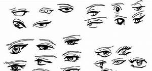 How To Draw Sad Male Anime Eyes – HD Wallpaper Gallery
