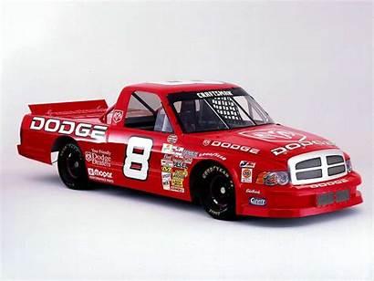 Nascar Truck Dodge Craftsman Series Ram 2002