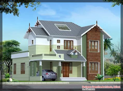cost house  kerala  plan   sq ft khp