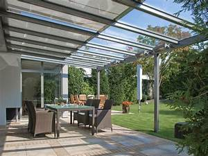 Terrasse Mit überdachung : glasdach terrasse welche vorteile gibt es ~ Whattoseeinmadrid.com Haus und Dekorationen