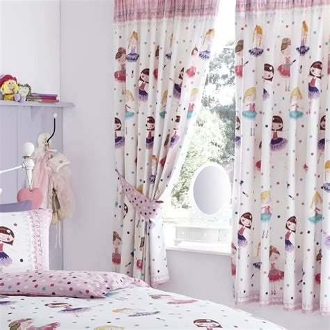 girls bedroom curtains in various designs 66 quot x 72 quot fully