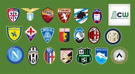 Serie A by Panchine Serie A 2017 2018 Al Via Il Valzer Juve E Roma
