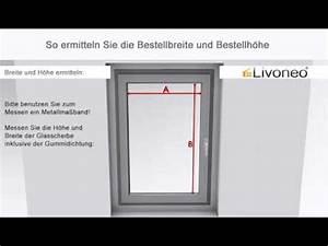 Fliegenschutzgitter Für Fenster : plissee messen fenster f r ein vs2 modell ausmessen youtube ~ Eleganceandgraceweddings.com Haus und Dekorationen