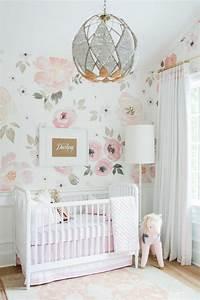 Farben Für Babyzimmer : 1001 ideen f r babyzimmer m dchen ~ Markanthonyermac.com Haus und Dekorationen
