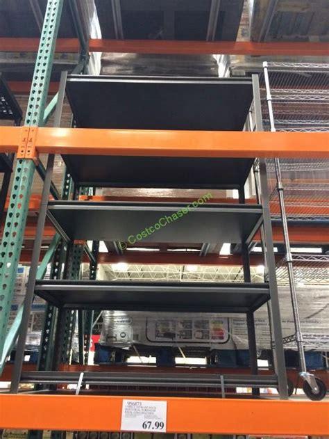 whalen  shelf storage rack industrial strength steel