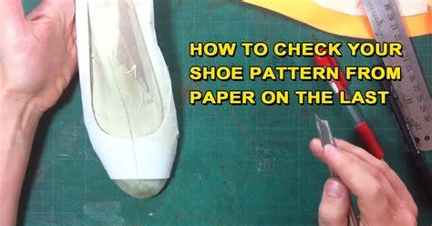making shoes  shoemaking video tutorial