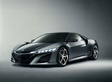 cars model 2013 2014 2015 acura nsx concept is pretty on