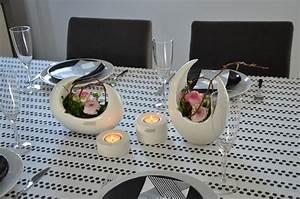 Tischdeko Schwarz Weiß Ideen : tischdeko f r einen familienbrunch an pfingsten tiziano ~ Bigdaddyawards.com Haus und Dekorationen