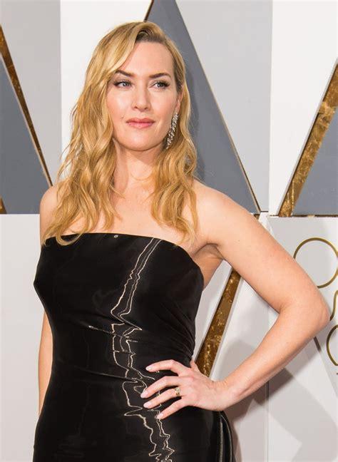 Полное имя — кейт элизабет уинслет (kate elizabeth winslet). KATE WINSLET at 88th Annual Academy Awards in Hollywood 02/28/2016 - HawtCelebs