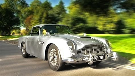 007 s original aston martin db5 tbt fifth gear youtube