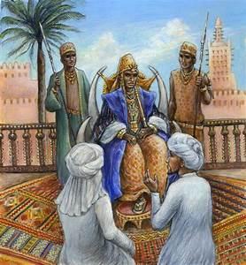 Mansa Musa, King of Mali by suburbanbeatnik on DeviantArt