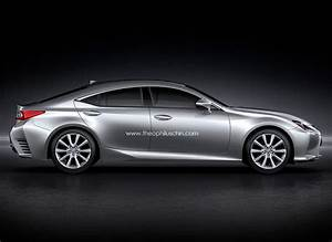 4 4 Lexus : lexus rc four door coupe rendering photo gallery autoblog ~ Medecine-chirurgie-esthetiques.com Avis de Voitures