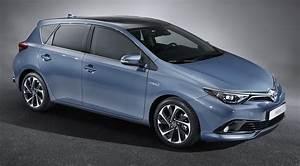 Toyota Auris 2015 : toyota auris facelift revealed ahead of geneva debut ~ Medecine-chirurgie-esthetiques.com Avis de Voitures
