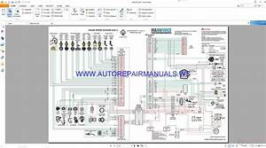 Maxxforce Eged430 Control System Wiring Diagrams Manual