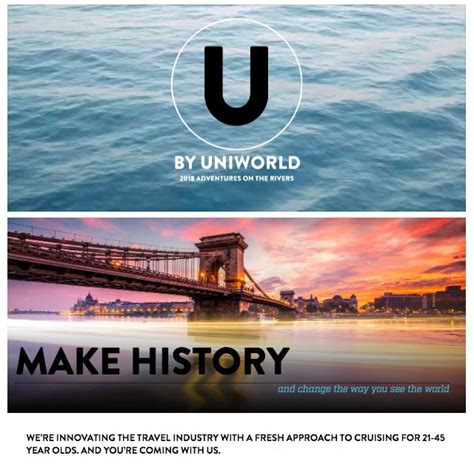 millennial  river cruises   uniworld