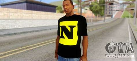 wwe nexus  shirt  gta san andreas
