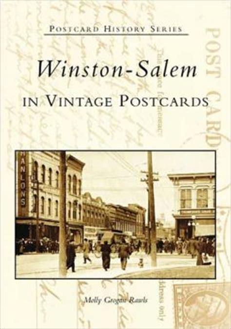 barnes and noble winston salem winston salem in vintage postcards carolina