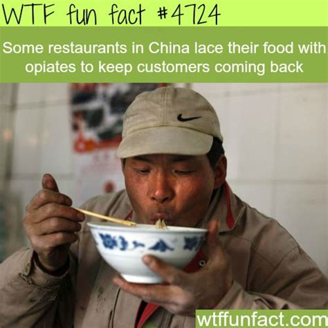 d馮lacer cuisine some restaurants lace food with opiates facts things restaurant facts and what 39 s the
