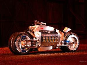 World's Fastest Motorcycle Prototype: Dodge Tomahawk | I ...