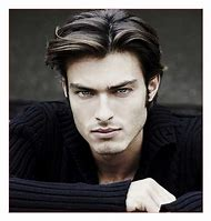 Medium Length Hairstyles with Straight Hair for Men