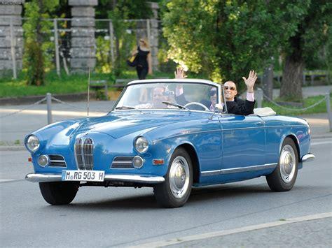 BMW 503 Cabriolet (1956) - picture 3 of 9