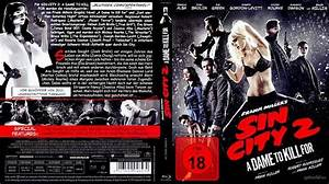 Sin City 2: A Dame to Kill For | German DVD Covers