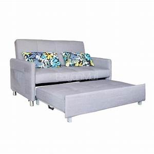 3021 grey pull out sofa bed for Sofa bed vs pull out couch