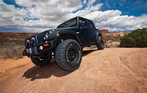 Jeep Wrangler Desktop Hd Wallpaper 5924
